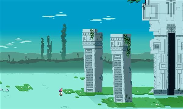 游戏动态:冒险游戏《蔚蓝之月》即将上线 开启古老传说的探索之旅