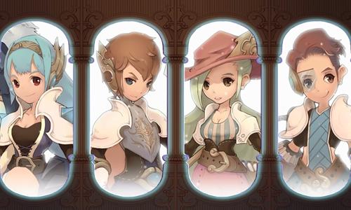 游戏动态:放置RPG《点击编年史》曝光详细玩法 用传统升级讲经典幻想故事