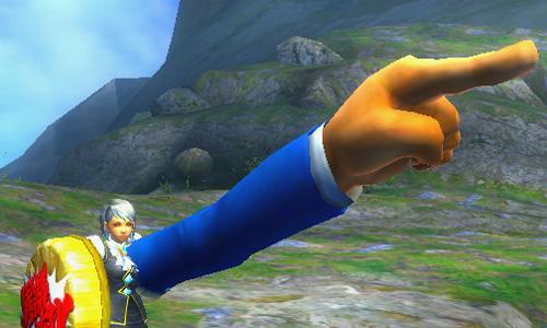 游戏动态:卡普空《怪物猎人:Explore》与《逆转裁判》联动 恶搞标志性手势