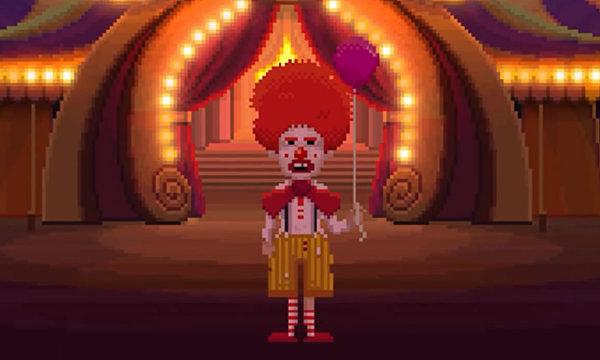 游戏动态:古怪小丑加入谋杀奇案 《银莲公园》全新预告曝光