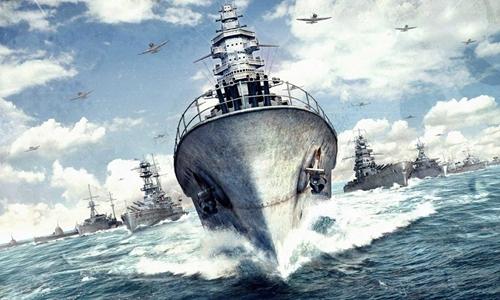 游戏动态:经典海上战略重现在掌中 《大海战手机版》2月初登陆双平台