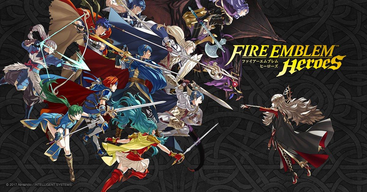 游戏动态:《火焰之纹章:英雄》制作人访谈:免费只为更多人能接触FE系列