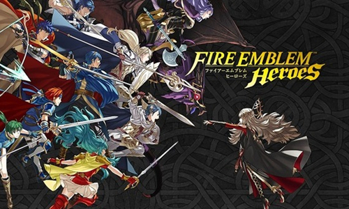游戏评测:《火焰之纹章:英雄》评测:成功的FE系列宣传片