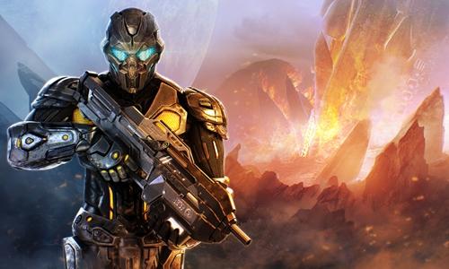 游戏动态:Gameloft宣布重制初代《近地联盟先遣队》 或于近期登陆安卓
