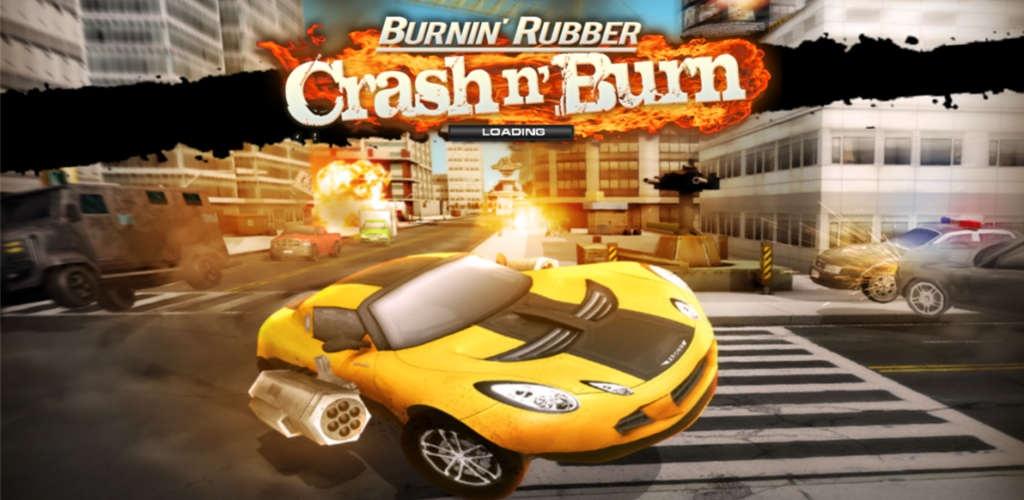 火爆竞速:碰撞与燃烧