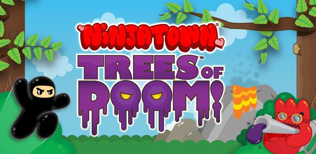忍者小镇:毁灭之树 Ninjatown: