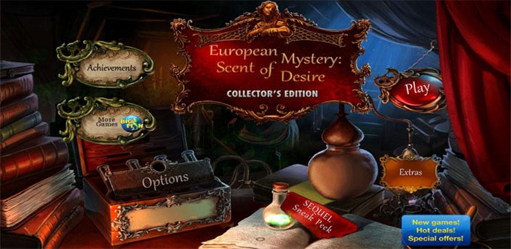 欧洲谜案:欲望的味道 完整版