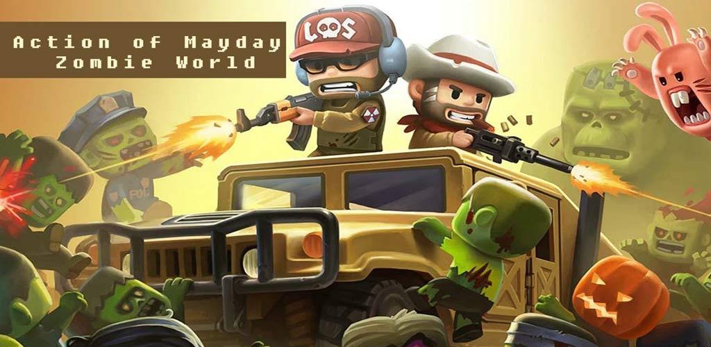 迷你行动:僵尸世界大战