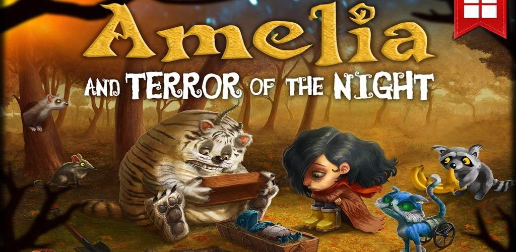 阿米莉亚:儿童故事书