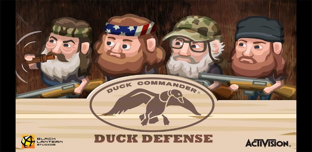 鸭司令:鸭子塔防