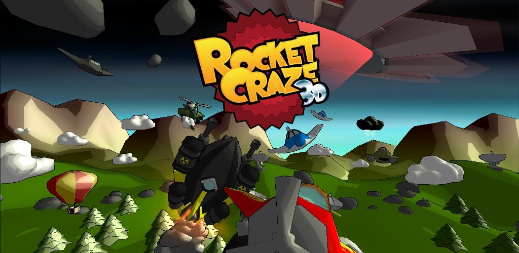"""""""火箭队3D热潮 Rocket Craze 3D"""""""