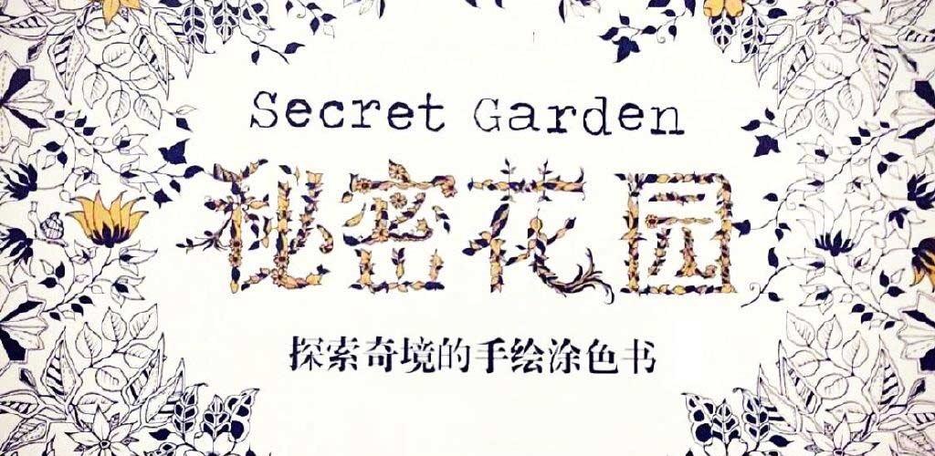 私密花园: 色彩的秘密