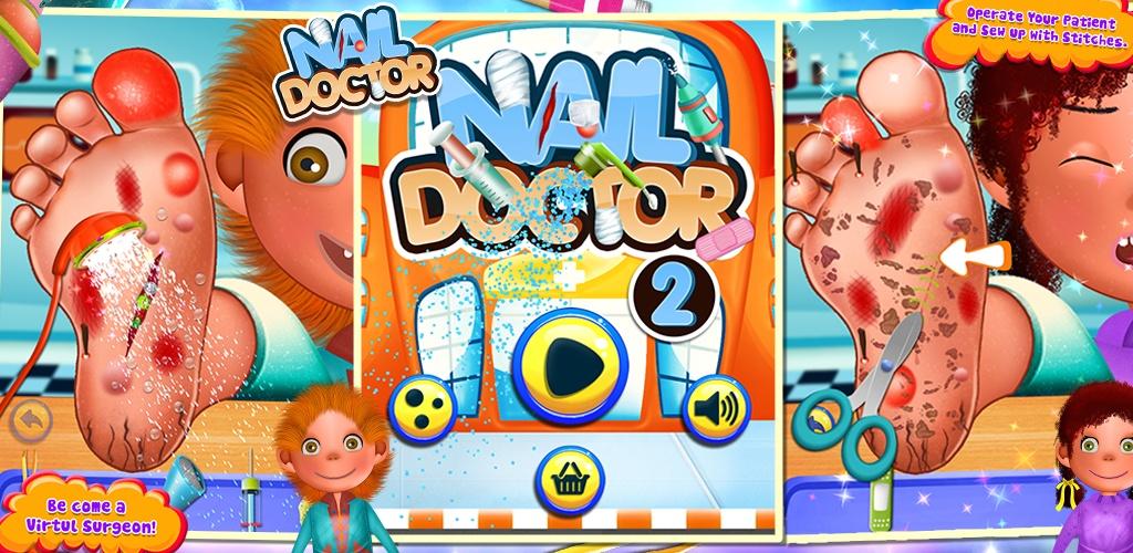 指甲医生2 - 儿童游戏