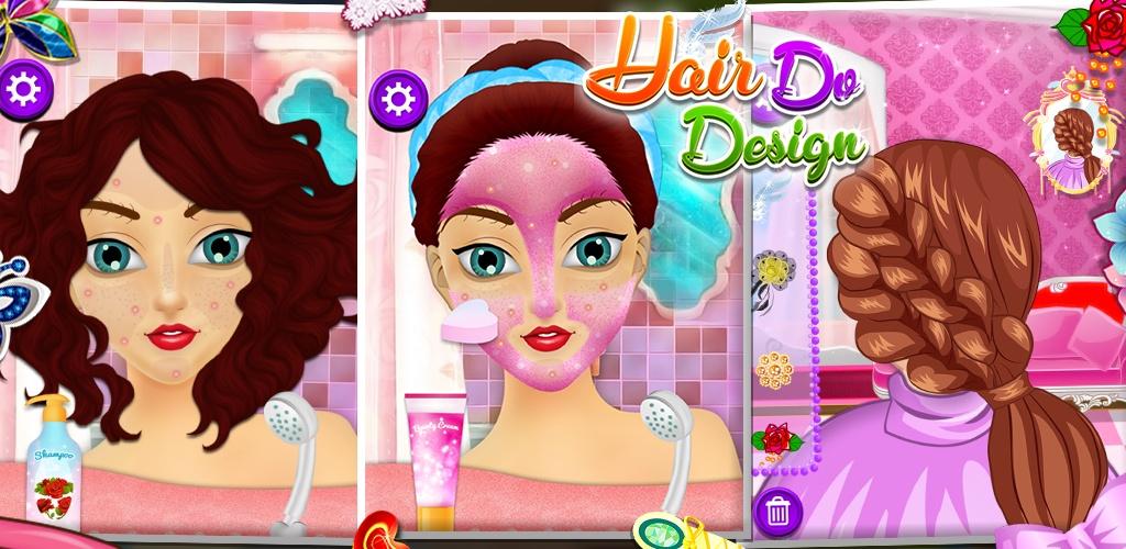 头发做设计 - 女生游戏