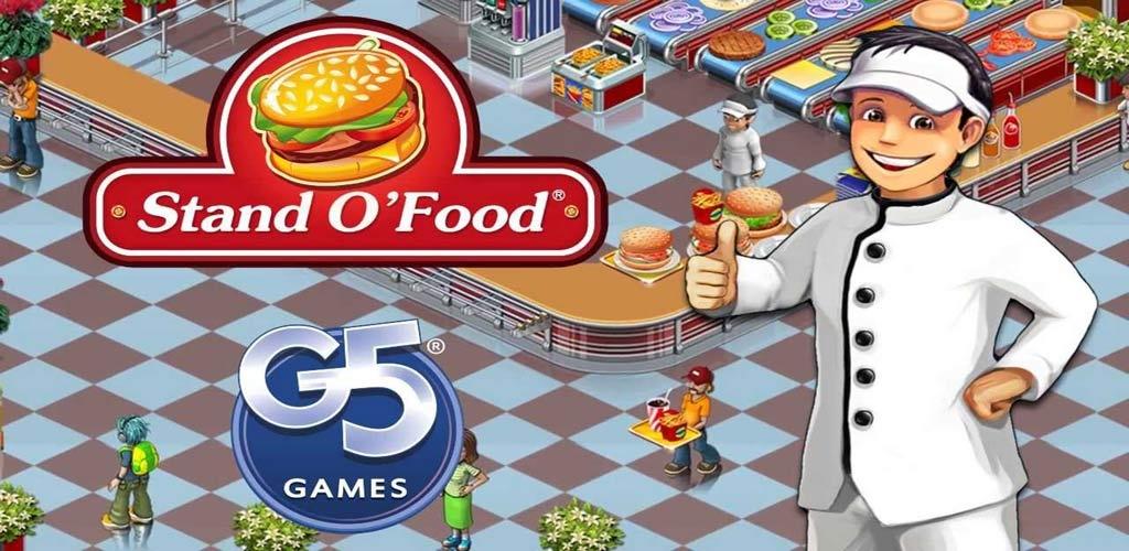 超级汉堡城市 Stand O'Food