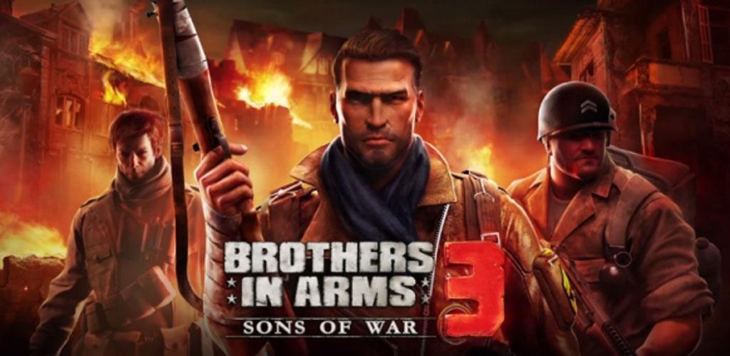 兄弟连3:战争之子