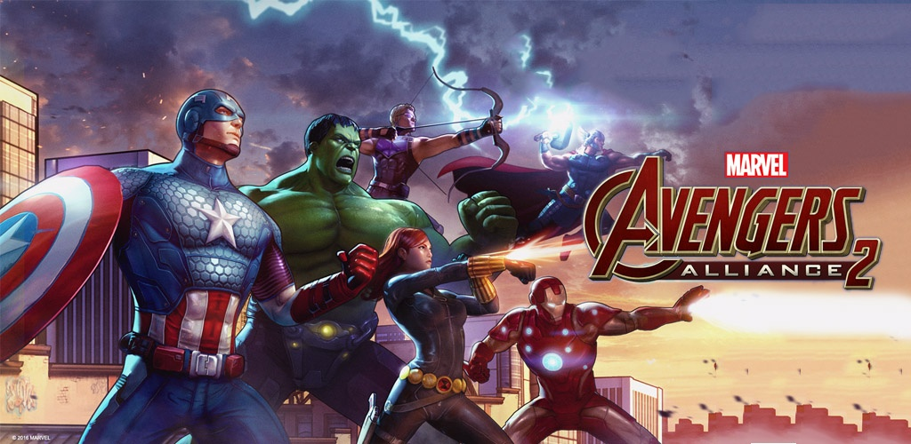漫威:复仇者联盟2 Marvel:Avengersalliance2