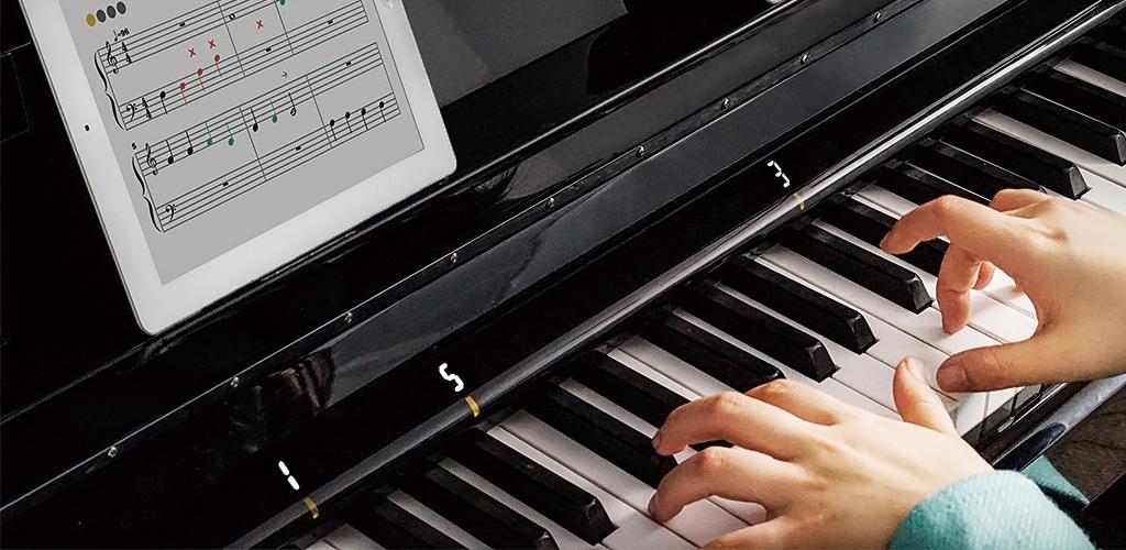 钢琴随身教-集简谱五线谱曲谱乐理编曲、弹琴吧游戏于一体的声乐云课堂,帮你成为音大师