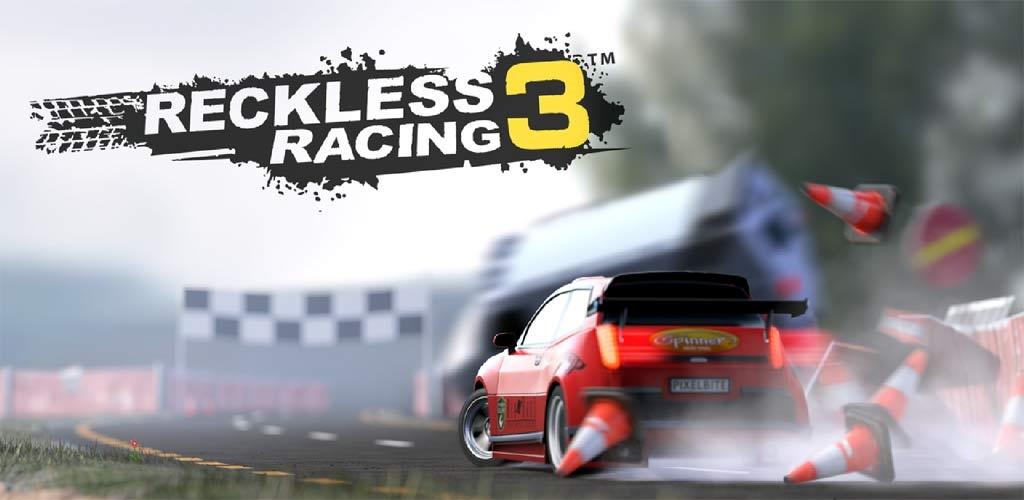 鲁莽赛车3