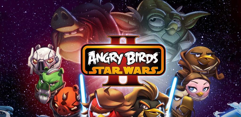愤怒的小鸟 星球大战2 修改版