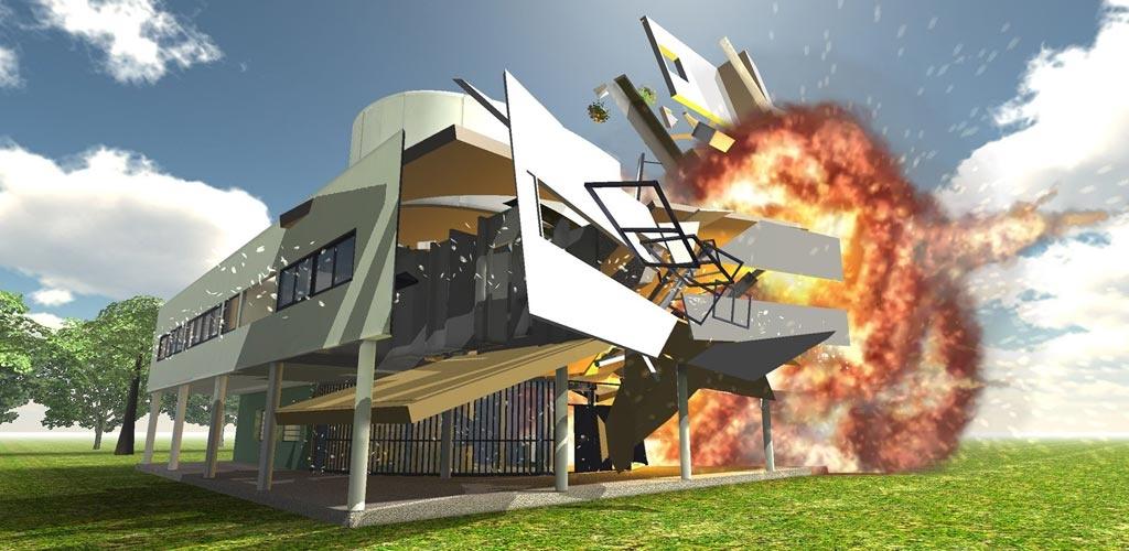 暴力拆卸3D