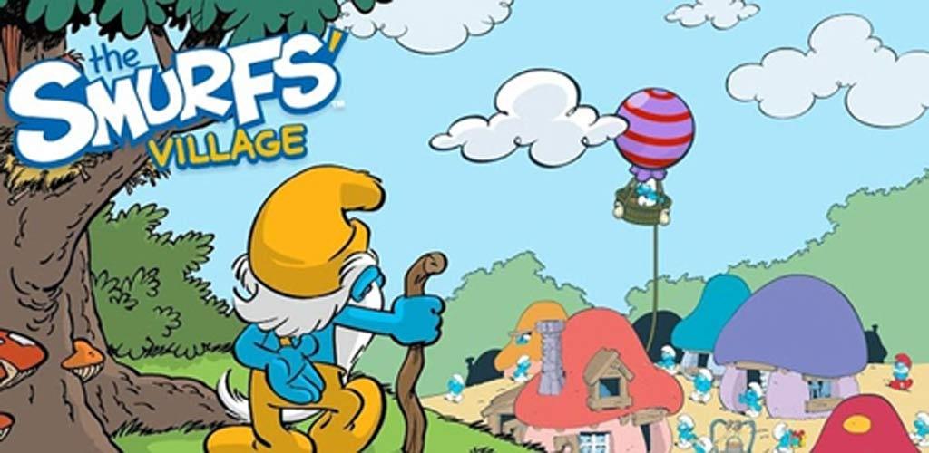 蓝精灵村庄  Smurfs'Village