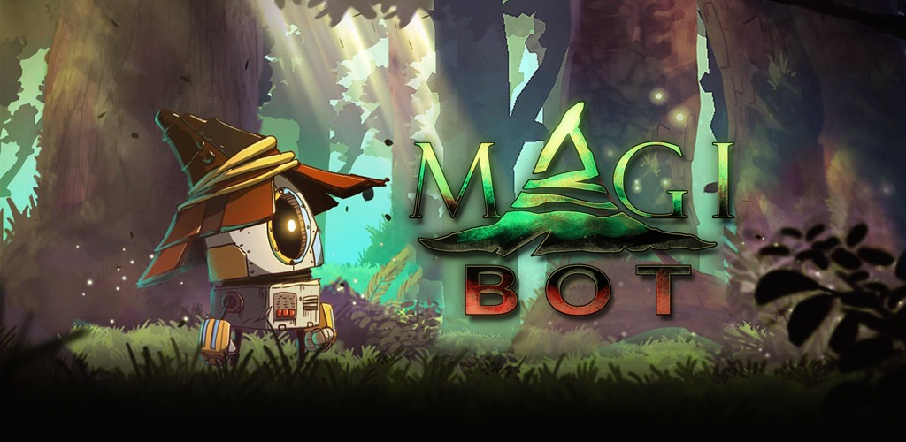 魔法机器人