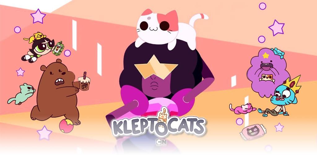 小偷猫CartoonNetwork