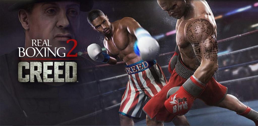真实拳击2