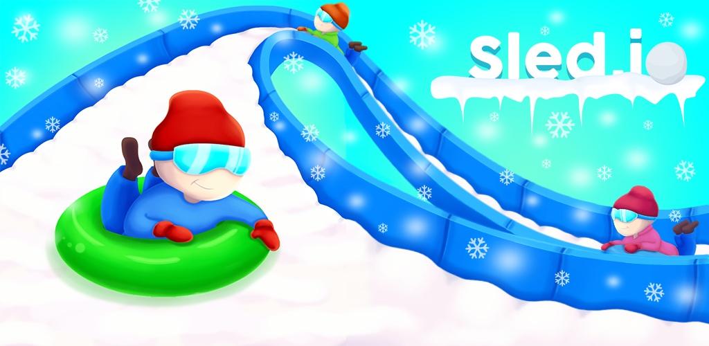 滑雪大竞速