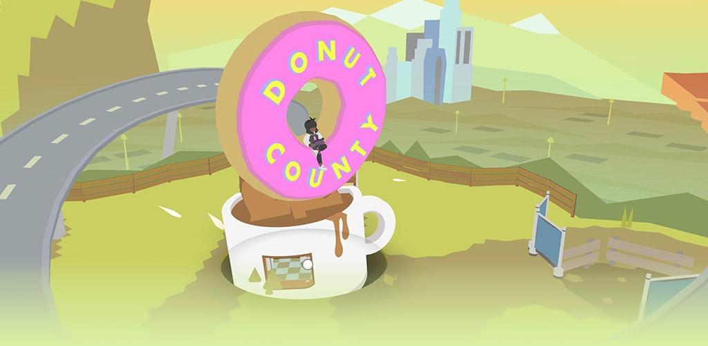 甜甜圈之国