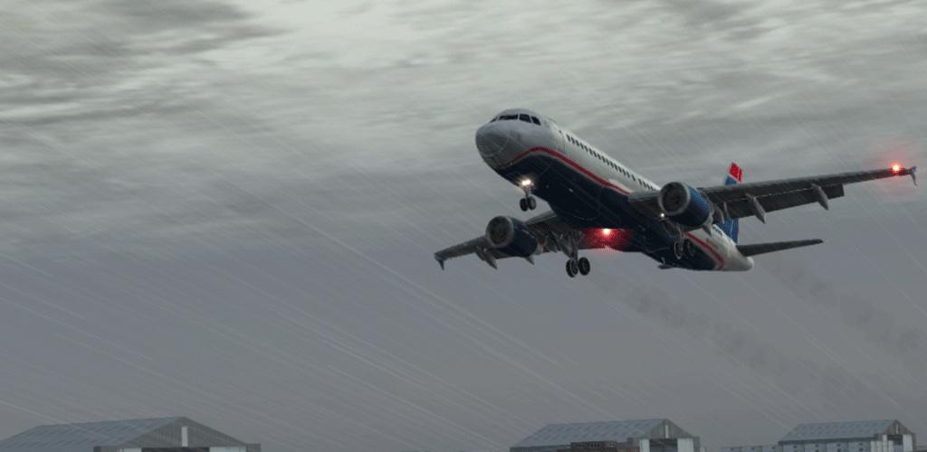 专业模拟飞行