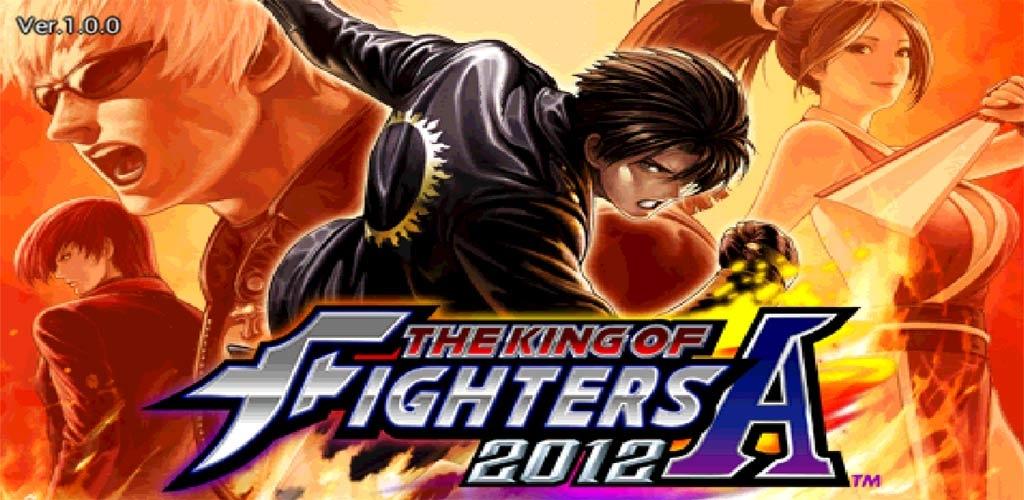 拳皇2012 KOF-A 2012
