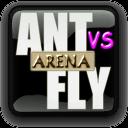 蚂蚁大战苍蝇