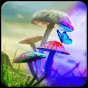 蘑菇精灵主题(锁屏桌面壁纸)