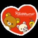 轻松熊爱心系列
