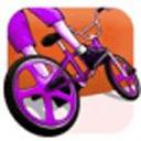 BMX自行車手