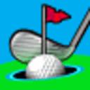 古怪的迷你高爾夫世界