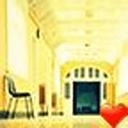 空曠的走廊魔秀桌面主題(壁紙美化軟件)
