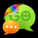 GO短信新年版橘色主题