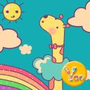 YOO主題-長長的長頸鹿