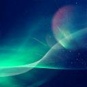 GO主题-美丽极光