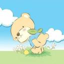 夢想小熊動態壁紙