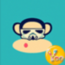 YOO主題-87大嘴猴