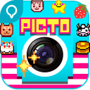 Deco Dot Camera PICTO