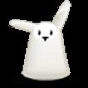 可爱兔子GG锁屏