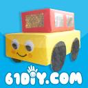 61DIY纸盒手工