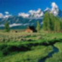 风景拼图之诗意田园