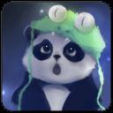 超萌熊猫主题解锁(可爱桌面锁屏动态壁纸)