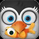 小企鹅爱吃鱼